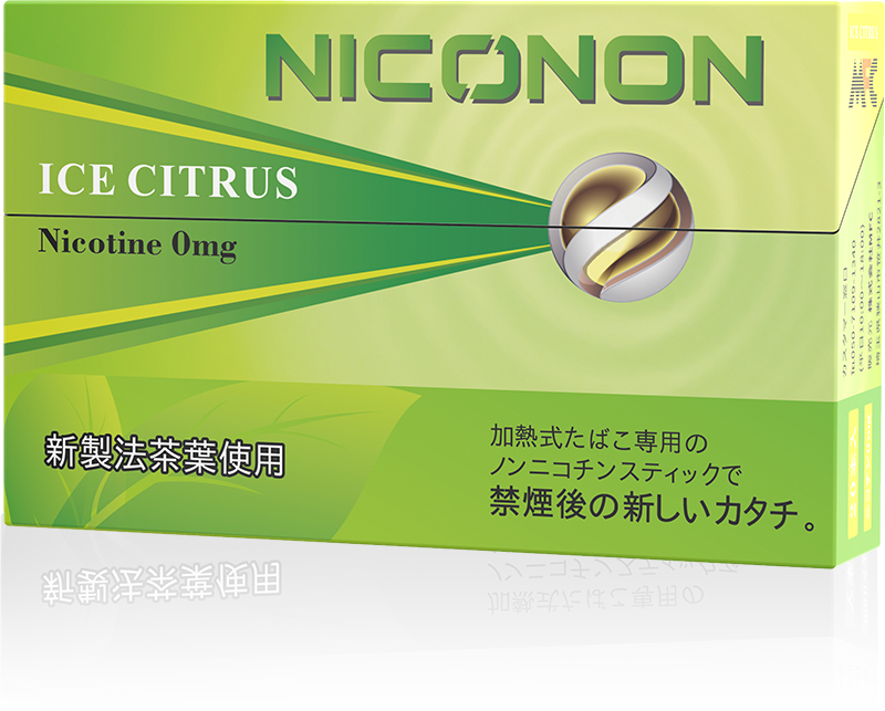 NICONON ICE CITRUS